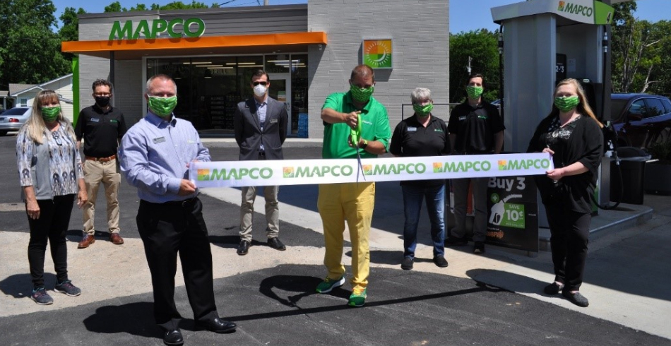 Mapco 7301 Reopens In Florence, Al